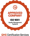 Approved Company - ISO 9001 Quality Management Systems - QMS Qualification Services