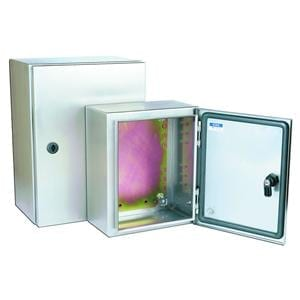 Wall Mounting IP65 304 Stainless Enclosures